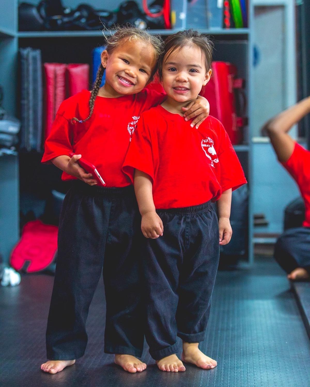 Kingi Kajukenbo Martials Arts School - LIL NINJAS (3-4 Year Olds) Lil Ninja 3 4
