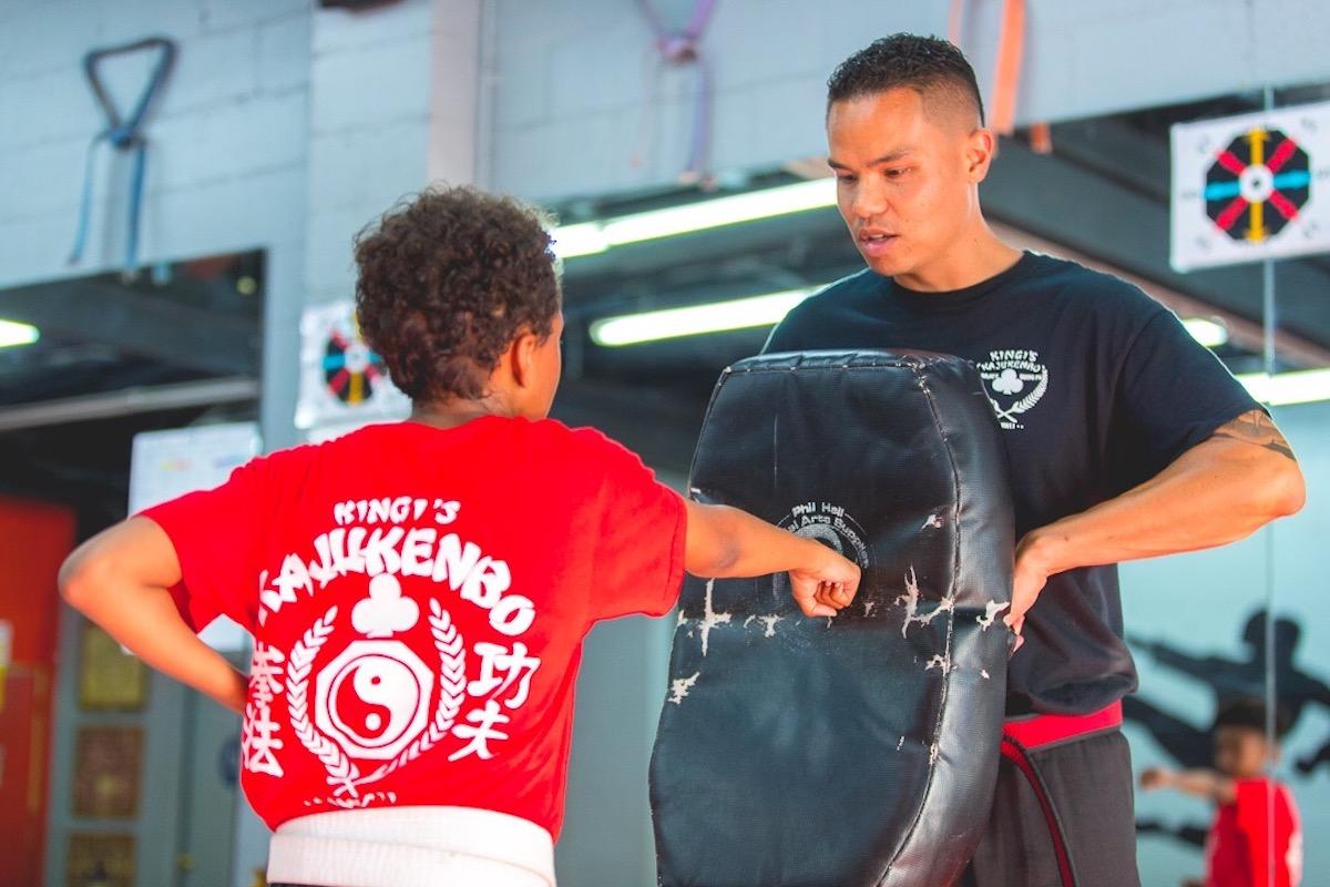 Kingi Kajukenbo Martials Arts School - PERSONAL TRAINING Personal Training2 other option