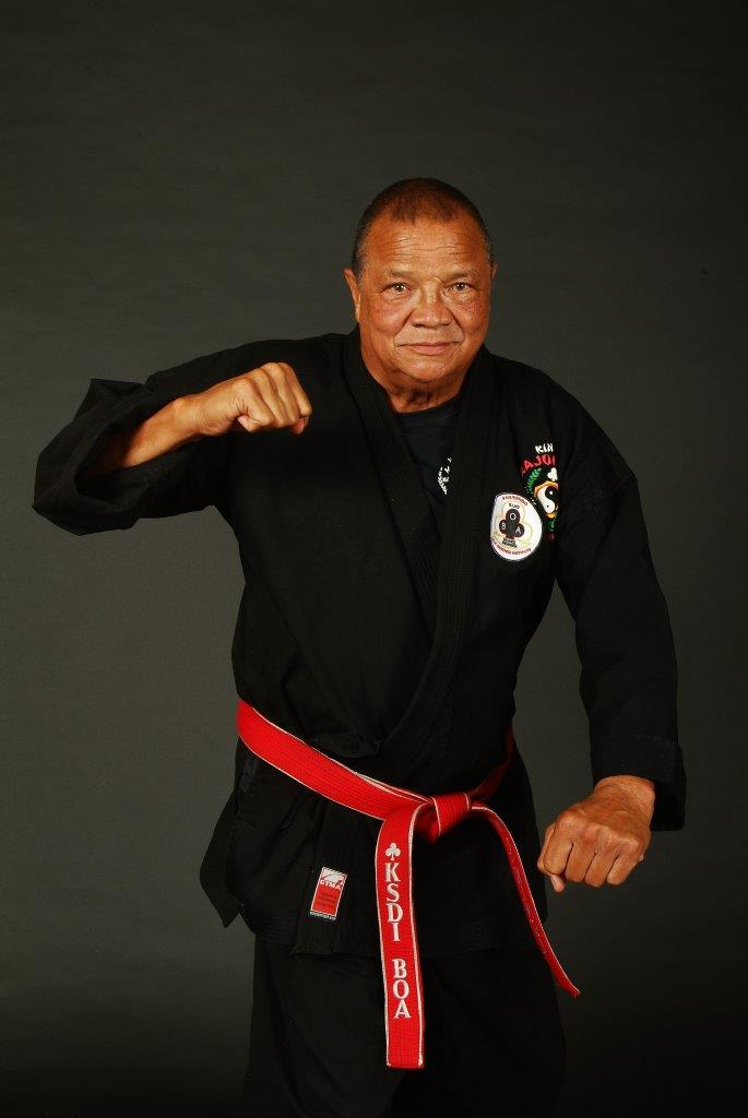 Kingi Kajukenbo Martials Arts School - About Us Rick Kingi