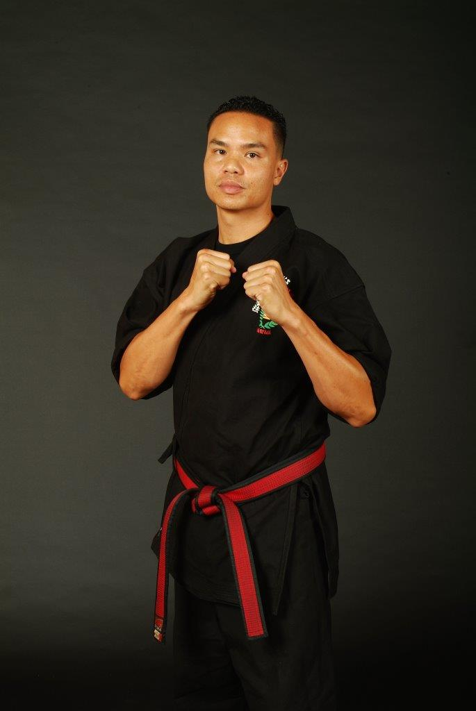 Kingi Kajukenbo Martials Arts School - About Us Robert Kingi