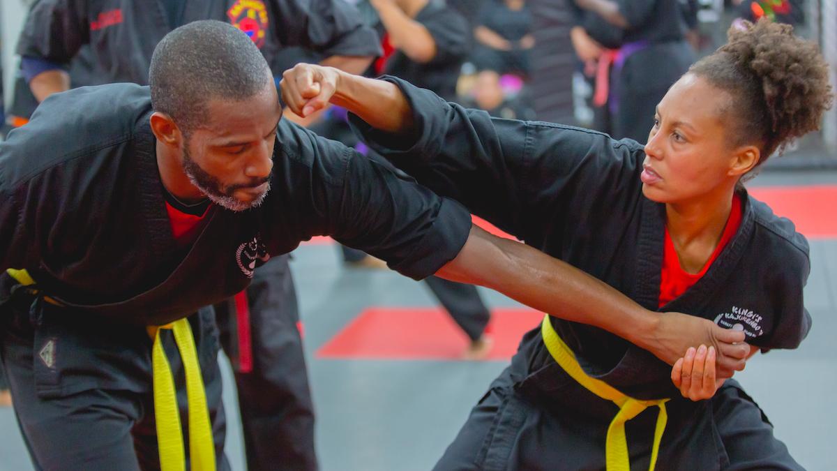 Kingi Kajukenbo Martials Arts School - TEENS & ADULTS TeenAdult